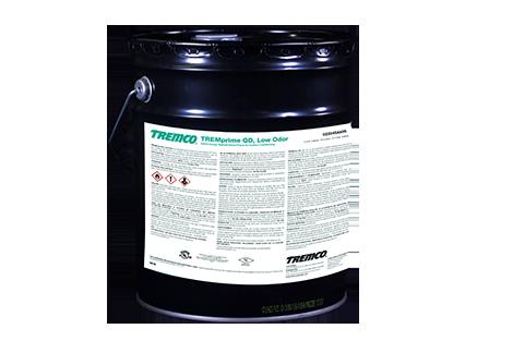 Quick Dry Low Odor Primer Tremco Tremprime Qd