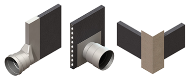 TREMDrain Fittings and Accessories