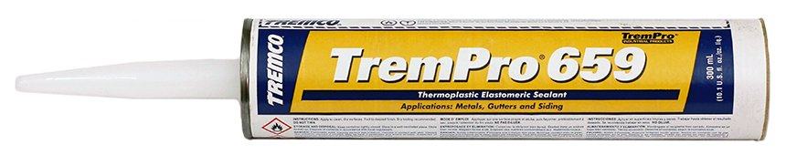 Thermoplastic Elastomeric Sealant Tremco Trempro 659