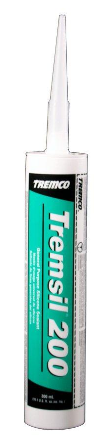 Silicone Sealant Tremco Tremsil 200