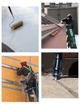 Commercial Sealants Amp Waterproofing Company Tremco