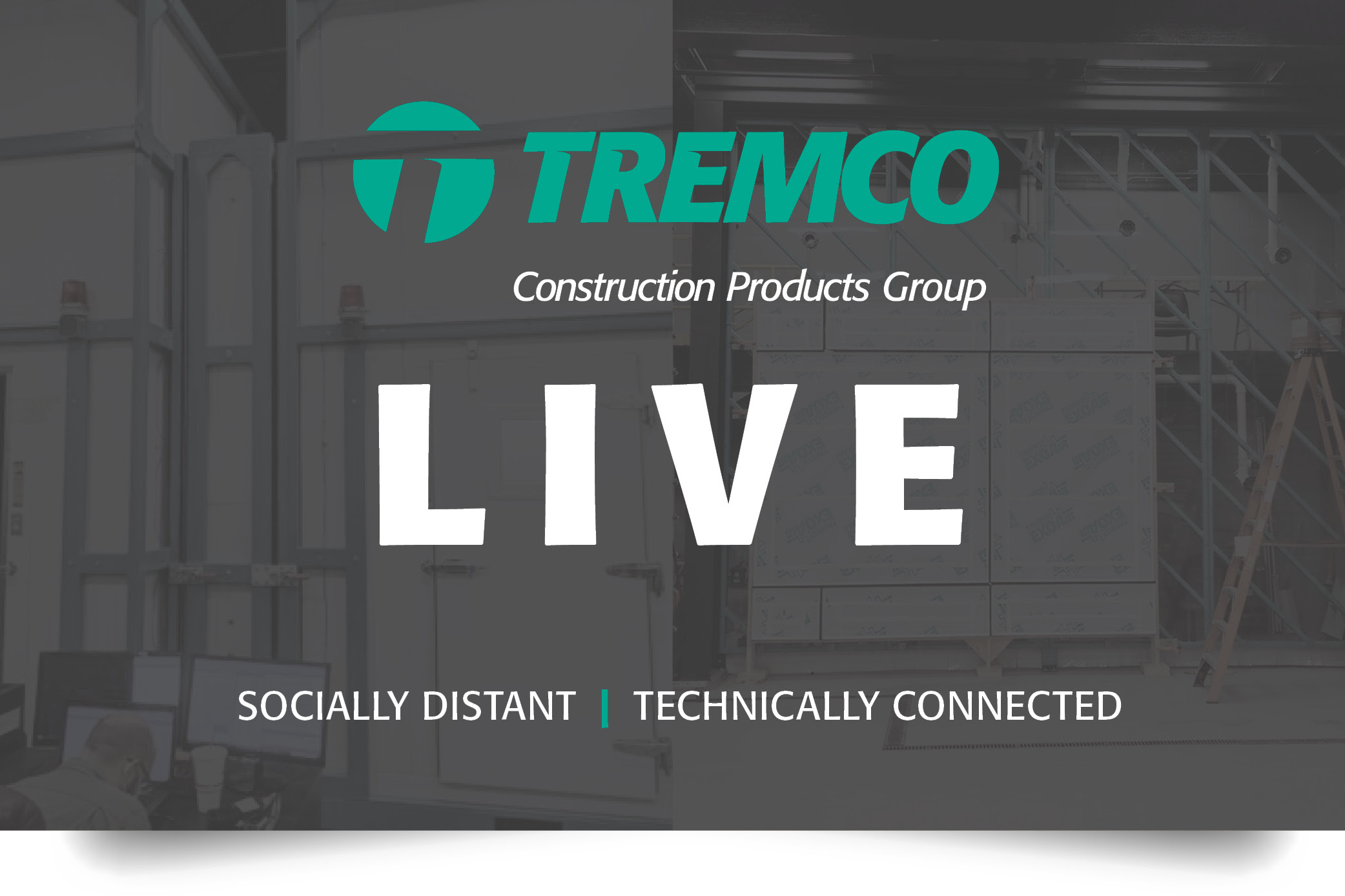 Tremco CPG Live:  Join us LIVE every Friday at 3 PM EST